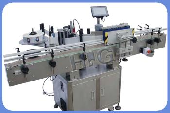 HG-Economic Round Bottle  Labeling Machine (HAY200)