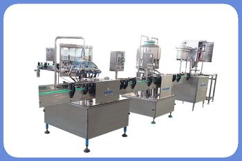 Automatic PET bottle carbonated drink beverage filling,capping and labeling machine line with carbonated system machine