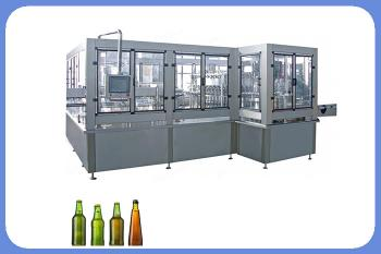 BCGF40-40-10 filling machine bottle filling and capping machine